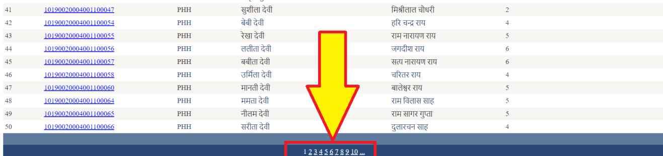 ration card download list , epds bihar status